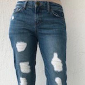DL 1961 boyfriend jeans size 24